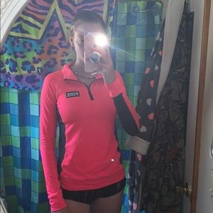 PINK Victoria's Secret Other - A quarter zip up from pink